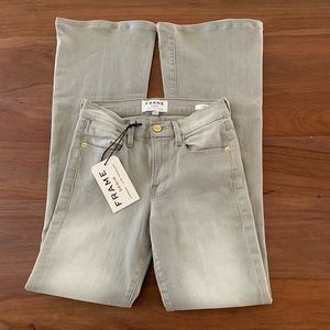 Frame Le High Flare Jeans Hardy  Size 24/30
